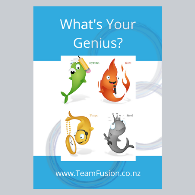 What's your genius website