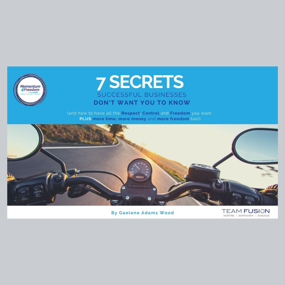 7 Secrets Successful Business Don't Want You To Know - cover preview image